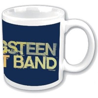 Springsteen, Bruce: Yellow Logo Mug