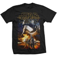 Star Wars: Episode VII Phasma & Troopers T-shirt