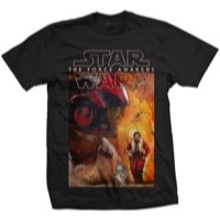 Star Wars: Dameron Composition T-shirt