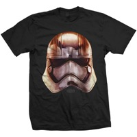 Star Wars: Phasma Big Head T-shirt