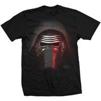 Star Wars: Kylo Ren Big Head T-shirt