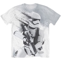 Star Wars: Stormtrooper All Over T-shirt