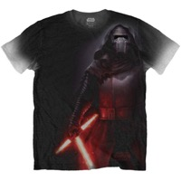 Star Wars: Kylo Side Print T-shirt