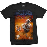 Star Wars: BB8 Composition T-shirt