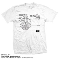 Star Wars: Millenium Falcon T-shirt