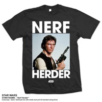 Star Wars: Nerf Herder T-shirt