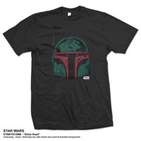 Star Wars: Boba Head T-shirt