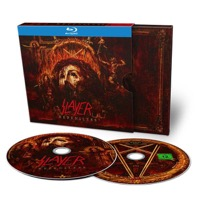 Slayer: Repentless Dlx. (CD/BluRay)