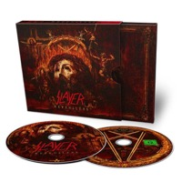 Slayer: Repentless Dlx. (CD/DVD)