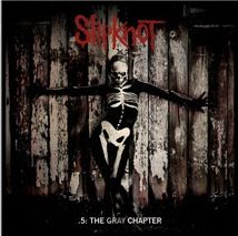 Slipknot: 5 - The Grey Chapter Dlx. (2xCD)