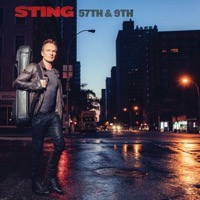 Sting: 57th & 9th Super Dlx. (CD/DVD)