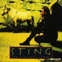 Sting: Ten Summoner's Tale (Vinyl)