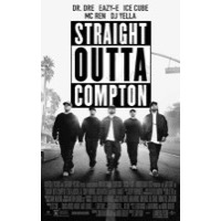 Straight Outta Compton (BluRay)