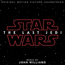 Soundtrack: Star Wars - The Last Jedi (CD)
