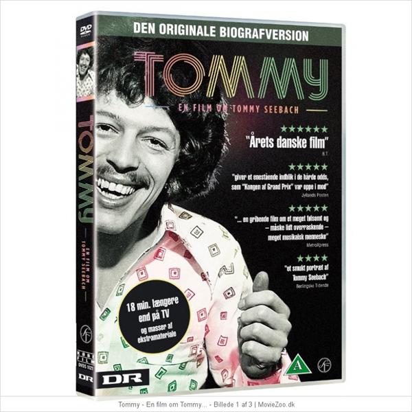 rasmus seebach sengetøj Seebach, Tommy: Tommy   En Film Om Tommy Seebach (DVD) rasmus seebach sengetøj