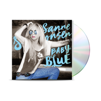 Salomonsen, Sanne: Baby Blue (CD)