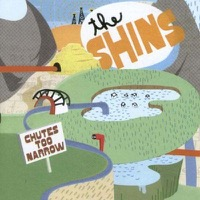 Shins, The: Chutes To Narrow (Vinyl)