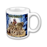 Iron Maiden: Somewhere Back In Time Mug