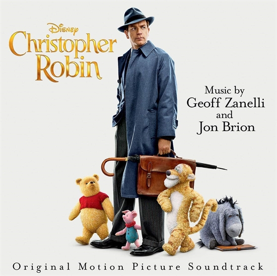 Soundtrack: Christopher Robin (CD)