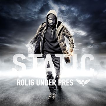 DJ Static: Rolig under pres (4xVinyl)