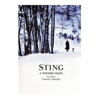 Sting: A Winter�s Night Live From Durham Cathedral (2xDVD)