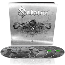 Sabaton: Carolus Rex - Platinum Edition Ltd. (3xCD+2xBluRay)