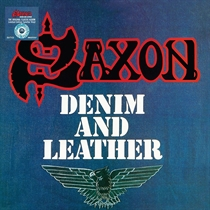 Saxon: Demin and Leather (Vinyl)