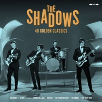 Shadows, The: 40 Golden Classics (2xVinyl)