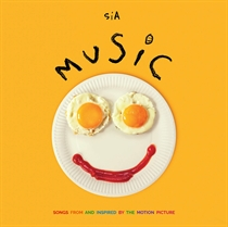 Sia: Music - Songs From And Ispired By The Motion Picture (CD)
