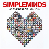 Simple Minds: 40 - The Best Of 1979-2019 (CD)