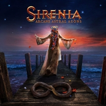 Sirenia: Arcane Astral Aeons (CD)