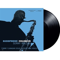 Rollins, Sonny, Tommy Flanagan, Doug Watkins, Max Roach: Saxophone Colossus (Vinyl)