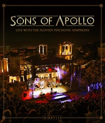 Sons Of Apollo: Live with the Plovdiv Psychotic Symphony (BluRay)
