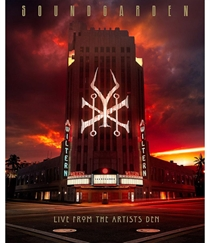 Soundgarden: Live From The Artists Den (BluRay)
