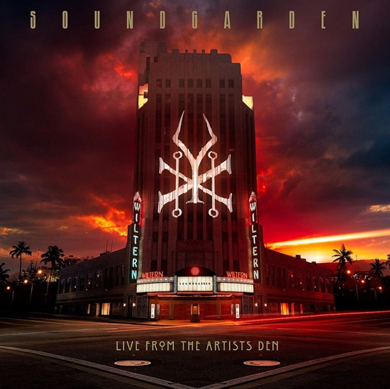 Soundgarden: Live At The Artists Den (2xCD)