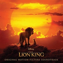 Soundtrack: The Lion King (CD)