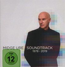 Soundtrack: 1978 -2019 - Midge Ure (2xCD/DVD)