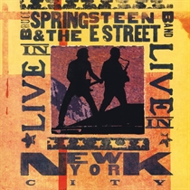 Springsteen, Bruce & The E Street Band: Live in New York City (3xVinyl)