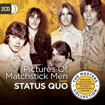 Status Quo: Pictures of Matchstick Men (2xCD)