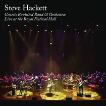 Hackett, Steve: Genesis Revisited Band & Orchestra (2xCD+BluRay)