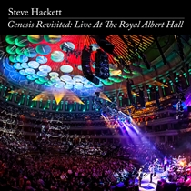 Hackett, Steve: Genesis Revisited - Live At The Royal Albert Hall (3xVinyl+2xCD)