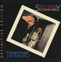 Harley, Steve & Cockney Rebel: The Best Years of Our Lives (3xCD)