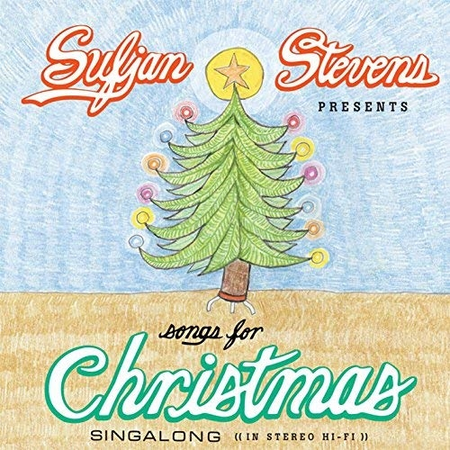 Stevens, Sufjan: Songs For Christmas (5xVinyl)