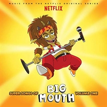 Diverse Kunstnere: Super Songs Of Big Mouth Vol. One (Vinyl)