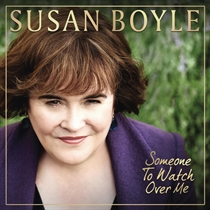 Boyle, Susan: Someone to Watch over Me (CD)