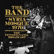 Band, The: Syria Mosque 1970 (2xVinyl)