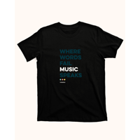 Tinderbox: Official TB17 T-shirt Black