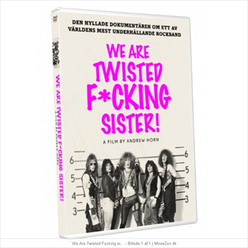 Twisted Sister: We Are Twisted Fucking Sister (DVD)