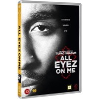 2pac: All Eyez On Me (DVD)