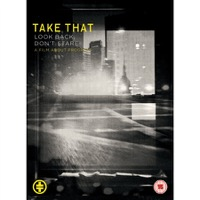 Take That: Look Back, Don't Stare - A Film About Progress (BluRay)